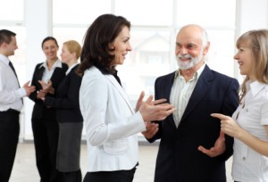 networking at a conference (1)
